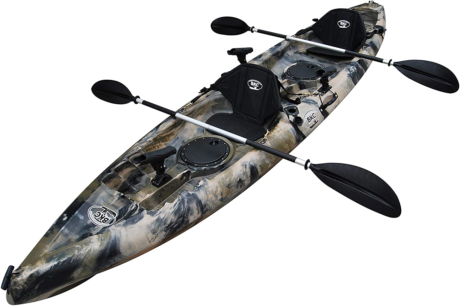 Best Tandem Fishing Kayaks 2 Person Fishing Kayaks In 2020
